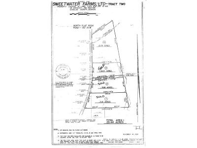 Douglas County Residential Lots & Land For Sale: Flat Rock Road N Off