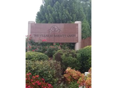 Kennesaw Condo/Townhouse For Sale: 1306 Bexley Place NW #7