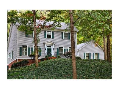 Cartersville Single Family Home For Sale: 35 Johnston Row NW
