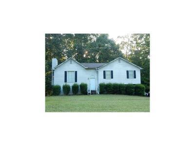 Carroll County, Coweta County, Douglas County, Haralson County, Heard County, Paulding County Single Family Home For Sale: 362 Indian Trail Drive