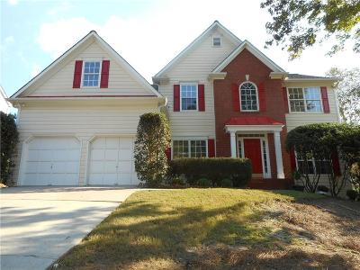 Alpharetta Single Family Home For Sale: 3320 Mainstay Place