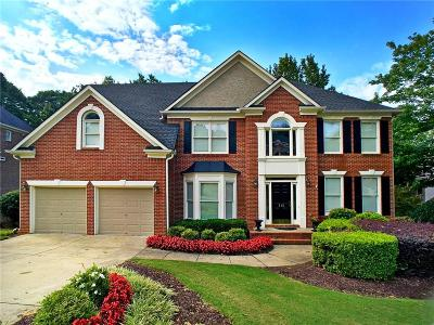 Woodstock Single Family Home For Sale: 715 E Green Lane