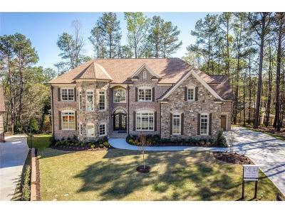 Alpharetta Single Family Home For Sale: 460 Blake Road