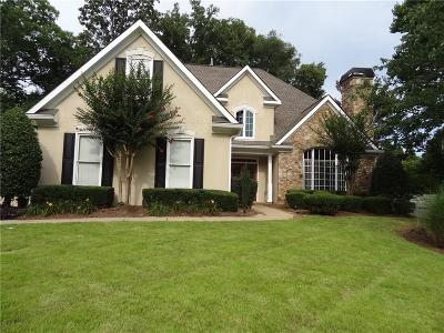 Marietta Single Family Home For Sale: 2702 Twin Leaf Trail