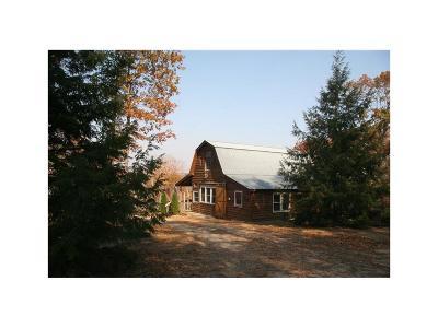 Talking Rock Single Family Home For Sale: 268 Creek Bank Drive