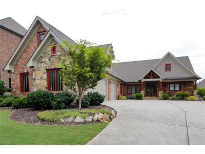 Cumming Single Family Home For Sale: 5520 Copper Creek Pass