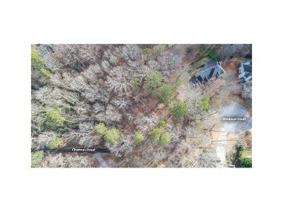 Roswell GA Residential Lots & Land For Sale: $87,500