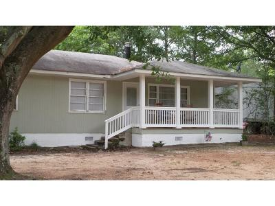 Conyers Single Family Home For Sale: 3840 Highway 20 NW