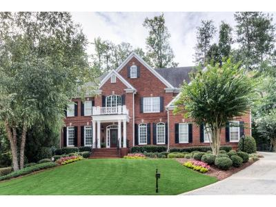 Roswell Single Family Home For Sale: 4508 Monet Drive