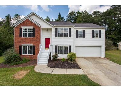 Powder Springs Single Family Home For Sale: 410 Crestworth Crossing