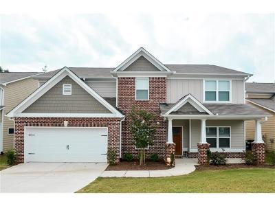 Grayson Single Family Home For Sale: 2581 Wevok Way