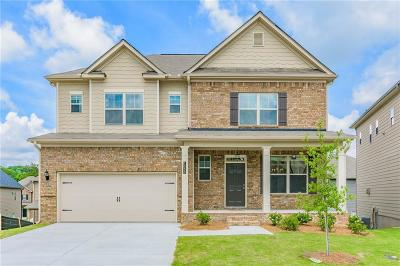 Braselton Single Family Home For Sale: 1350 Oberlin Terrace