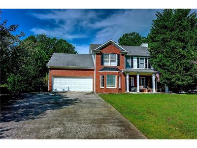 Cartersville Single Family Home For Sale: 56 Planters Drive NW