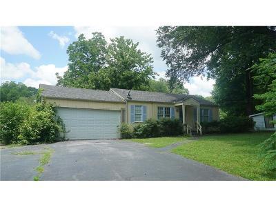 Single Family Home For Sale: 5476 Peak Street SW