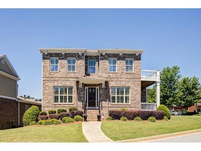 Milton Single Family Home For Sale: 3308 Kentworth Lane