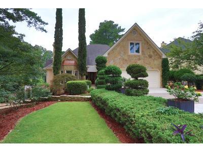 Marietta Single Family Home For Sale: 4042 Penhurst Drive