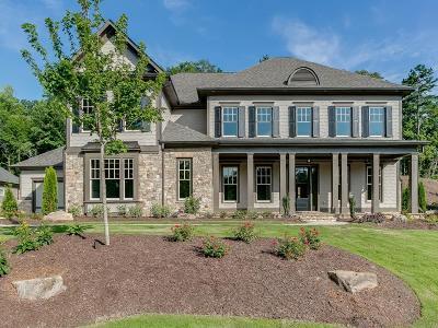 Cumming Single Family Home For Sale: 5005 Churchill Ridge Drive