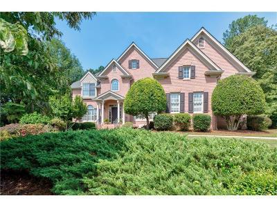 Milton Single Family Home For Sale: 710 Hallbrook Court