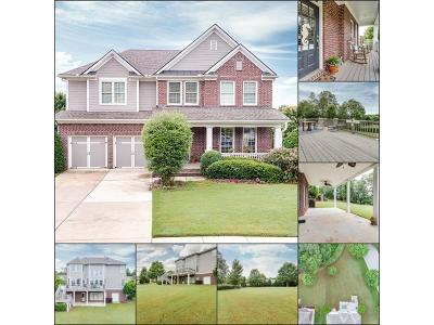 Flowery Branch Single Family Home For Sale: 7493 Regatta Way