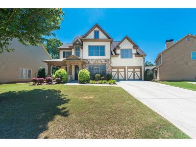 Acworth Single Family Home For Sale: 117 Dunlavin Drive
