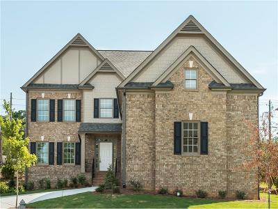 Decatur Single Family Home For Sale: 1471 Frazier Lane