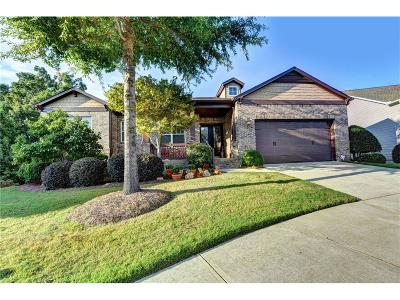 Canton Single Family Home For Sale: 716 Springer Mountain Drive