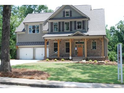 Smyrna Single Family Home For Sale: 3621 Ridge Road