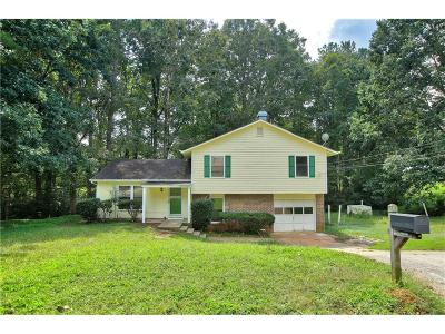Single Family Home For Sale: 4578 Old Lake Drive