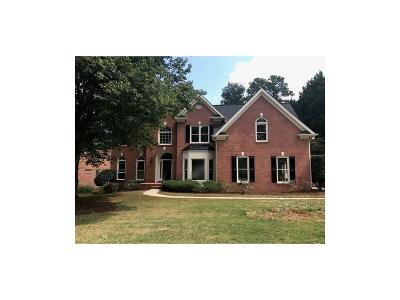 Roswell Single Family Home For Sale: 3002 Tealing Walk NE