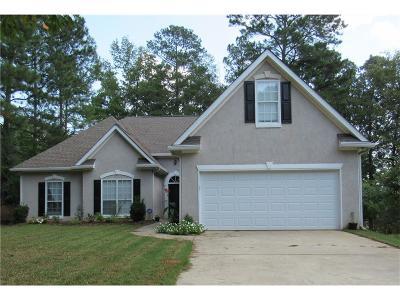 McDonough Single Family Home For Sale: 800 Clifton Ridge