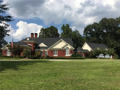 Lawrenceville Single Family Home For Sale: 1150 Bramlett Shoals Road