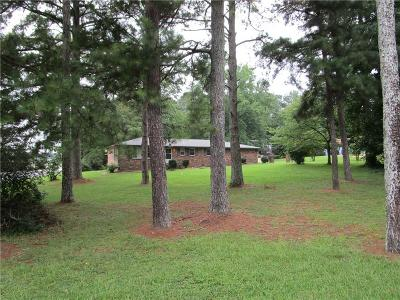 Cartersville Single Family Home For Sale: 74 Hamilton Crossing Road NW