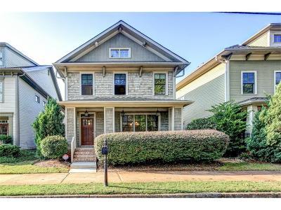 Atlanta Single Family Home For Sale: 609 Mead Street SE