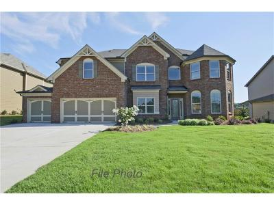 Buford Single Family Home For Sale: 4268 Two Bridge Drive