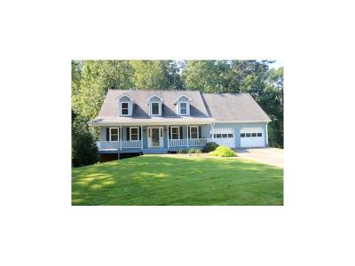 Acworth Single Family Home For Sale: 1787 Boxwood Drive NW