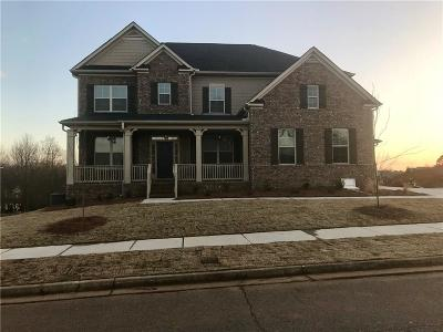 Canton Single Family Home For Sale: 301 Carmichael Circle
