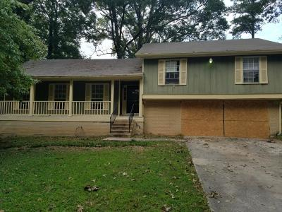 Riverdale Single Family Home For Sale: 2079 Ashley Place