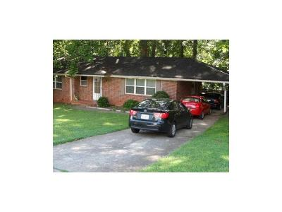 Decatur Multi Family Home For Sale: 1457 Janmar Drive