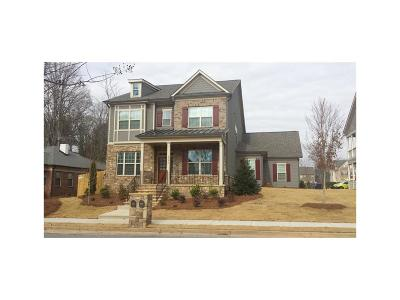 Single Family Home For Sale: 3964 Central Garden Court