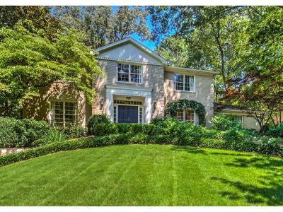 Single Family Home For Sale: 4311 Raintree Lane NW