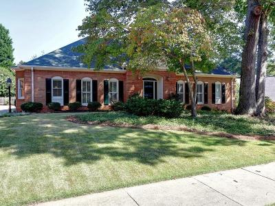 Marietta Single Family Home For Sale: 3355 Stovehill Court SE