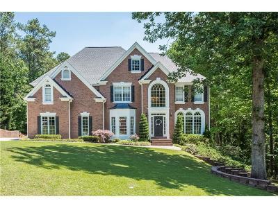 Sugar Hill Single Family Home For Sale: 5251 Regency Lake Court