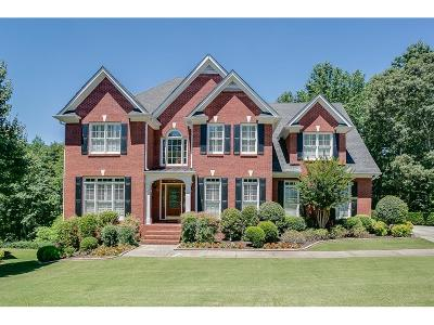 Dacula Single Family Home For Sale: 3375 Greenside Court