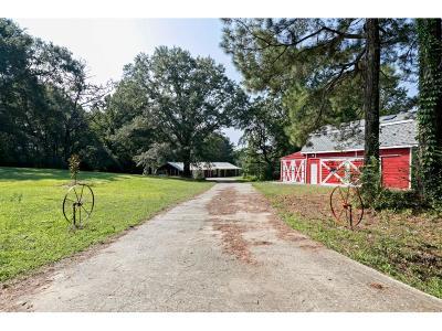 Dallas Single Family Home For Sale: 1854 School Road