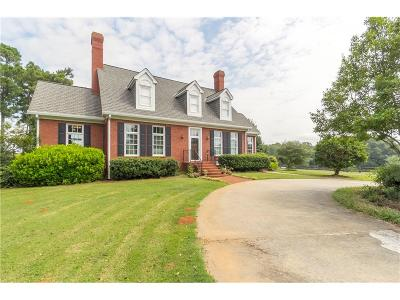Single Family Home For Sale: 2875 Bold Springs Road NW