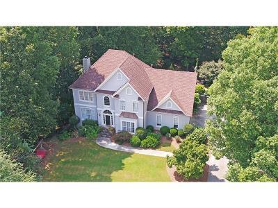 Suwanee GA Single Family Home For Sale: $424,000