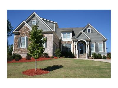 Acworth Single Family Home For Sale: 240 Oakwind Point