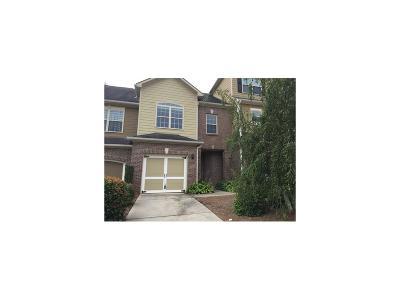 Hiram Single Family Home For Sale: 114 Trailside Way