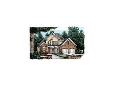 Cartersville Single Family Home For Sale: 17 Shoreline Drive