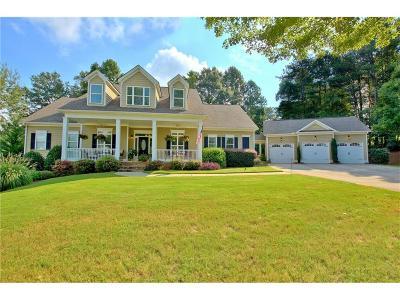 Carroll County, Coweta County, Douglas County, Haralson County, Heard County, Paulding County Single Family Home For Sale: 75 Harbor View